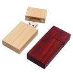 wood m chiavetta usb legno