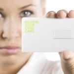 credit card chiavetta usb