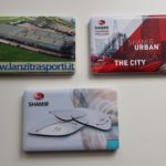 power bank linea maspower credit card model