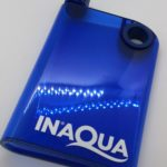 Bottle notebook inaqua