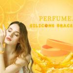 braccialetto silicone profumo arancia