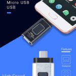 Chiavetta usb futura linea Nema Problema connector 4 in one