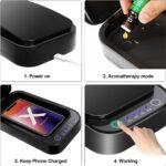 Sterilizzatore ebox uv per smartphone