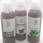 nutrigel gel igienizzante igea con aloe vera olio d'oliva e lavanda cura e idrata le mani rendendole morbidissime by masitalia 2