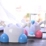 Clessy porta spazzolino da denti con clessidra by masitalia