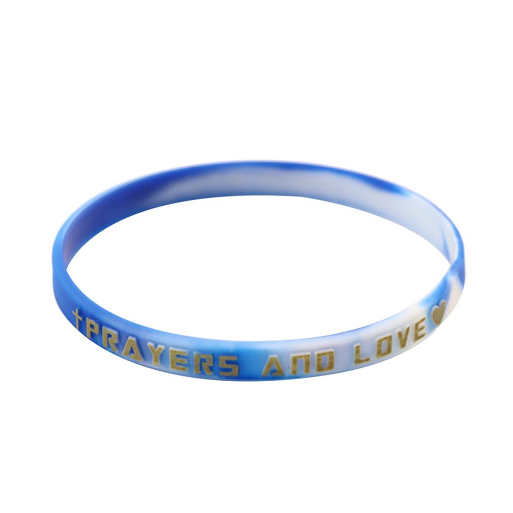 braccialetto in silicone slim